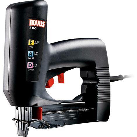 Novus J-165 EAD Graffettatrice elettrica Tipo graffette tipo 53, tipo 53F Lunghezza graffette 8 - 18 mm