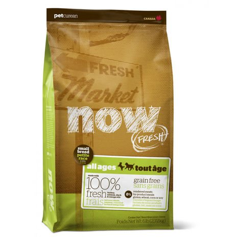 Now Grain Free Adult Small Breed Dog 5,4kg