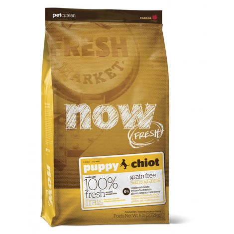 Now Grain Free Puppy Dog 11,3kg