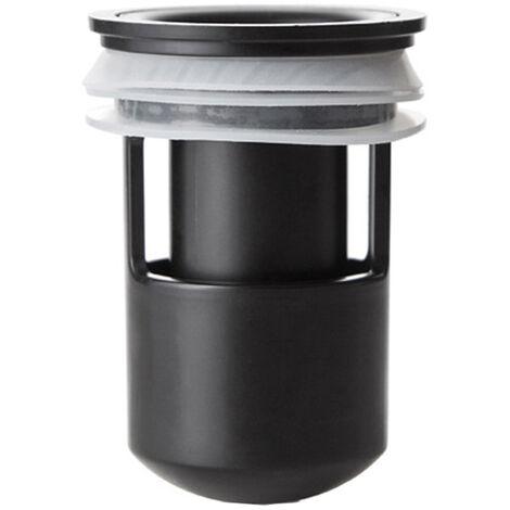 Noyau de drain de sol deodorant Core 2424 noir