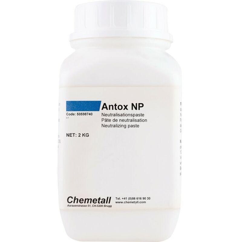 Image of NP - Neutralising Paste 2KG - Antox