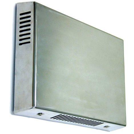 NRB100 INIM home burglar alarm self powered siren for external in Stainless steel IP34