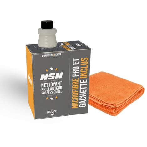 NSN Noline, Spray nettoyant Noline + micro fibre - 1L