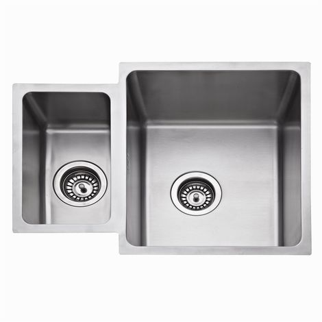 N.S.S - 1.5 Bowl Reversible Undermount Bowl and Half sink