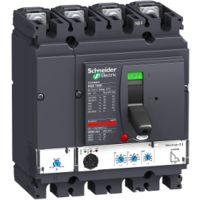 NSX160F MICROLOGIC 2.2 160A 4P4D DISJONCTEUR COMPACT