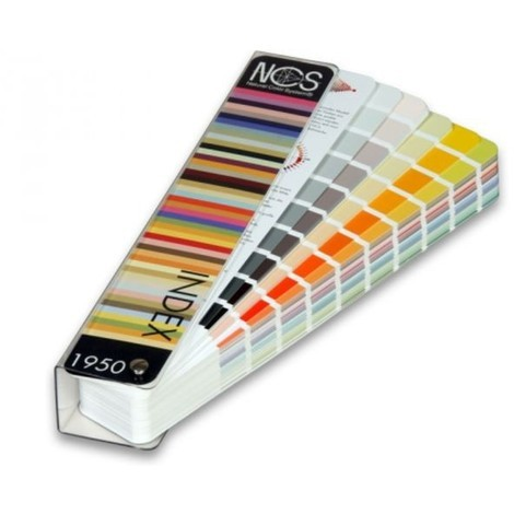 Nuancier Peintures Ncs