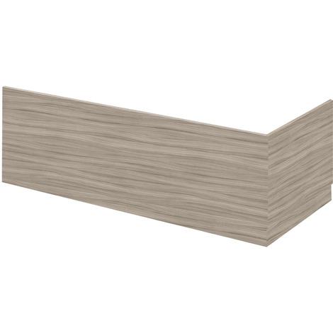 Nuie Athena Driftwood 800mm End Bath Panel - MPC113