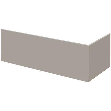 Nuie Athena Stone Grey 1700mm Front Bath Panel - MPC405
