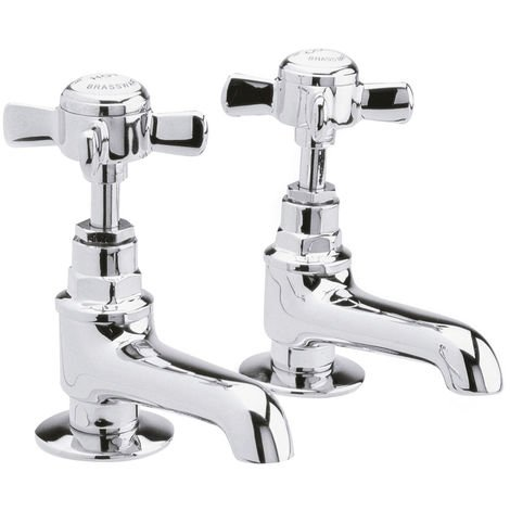 Nuie I321XE Beaumont | Basin Taps, Chrome