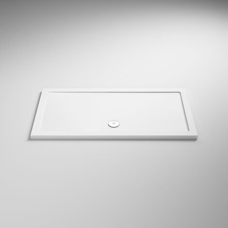 Nuie Pearlstone Rectangular Shower Tray 1700mm x 700mm Acrylic