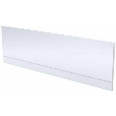 Nuie Straight Bath Front Panel 1700mm x 510mm x 2mm - PAN140