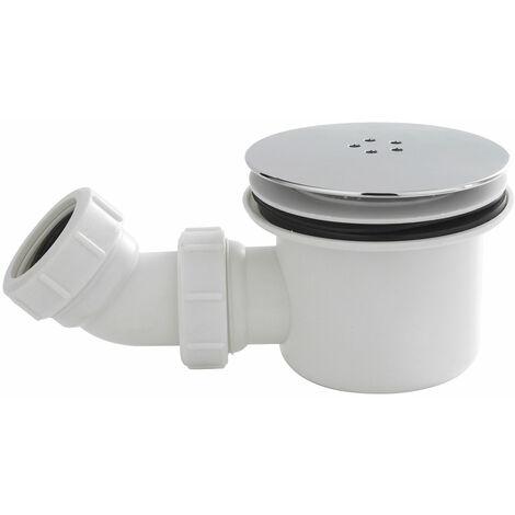 Nuie STW001 | Modern Bathroom Fast Flow Shower Waste