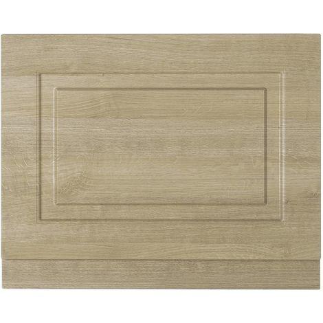 Nuie York Gladstone Oak 700mm End Bath Panel 480/100 - OLP311