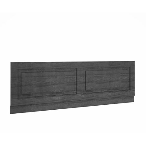 Nuie York Royal Grey 1800mm Front Bath Panel - OLP407
