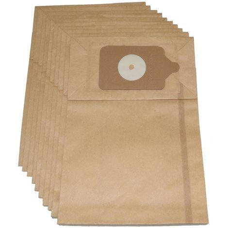 Numatic Henry Vacuum Cleaner Dust Paper Hoover Bags x 10
