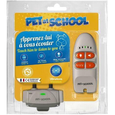 NUM'AXES Collier de dressage Soft Pet at School - Pour chien