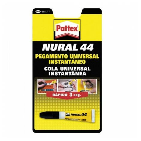Nural- 44 cyanocrylate (1 tube de 3 grammes)