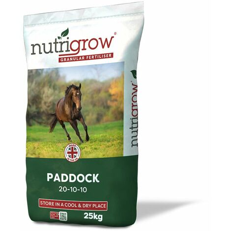 "main image of ""Nutrigrow Paddock Fertiliser 20-10-10"""