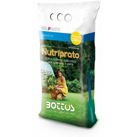 Nutriprato 12-6-6 - Engrais pour la pelouse de 5 kg