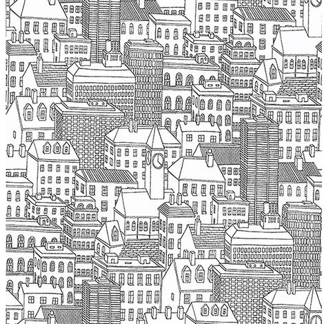 Nuwallpaper Metropolis Peel Stick Wallpaper