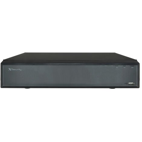 NVR 8Ch IP 8Mpx 80Mbps