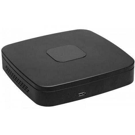 NVR enregistreur Hiltron 4CH POE+HD1TB VGA-HDMI 60W THV44IPOE