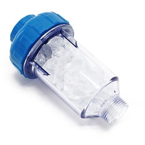 NW-SHW1 Prefiltro de Siliphos 140gr cartucho filtrante para Cross Flow Filtración Tratamiento agua