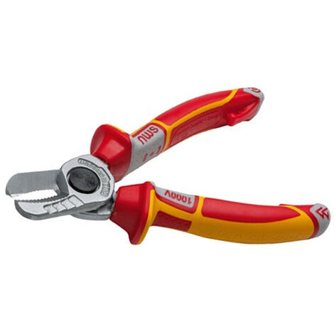 NWS N043-49 VDE 160mm Electricians Insulated Cable Cutter