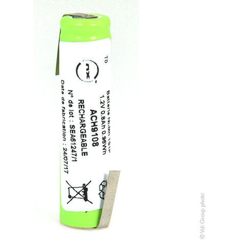 NX - Accus NiMH AAA 1.2V 800mAh HBL