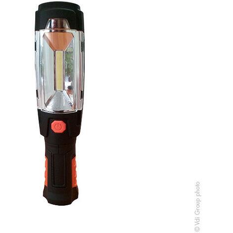 NX - Baladeuse NX 3W LED COB rechargeable