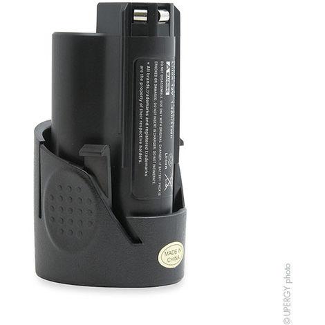NX - Batería atornillador, taladradora, perforadora… 12V 1500mAh - 48-11-2401 ; 48112401 ; C12B