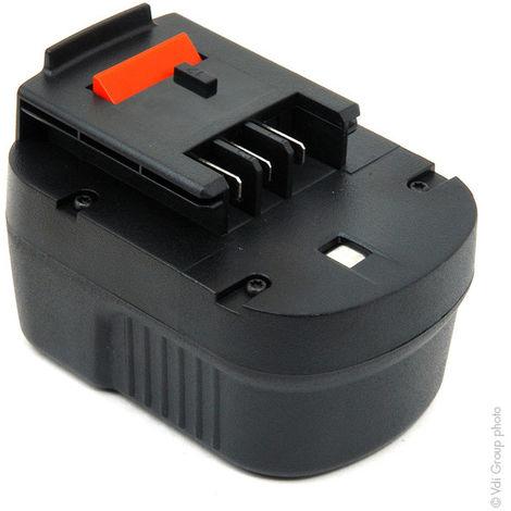 NX - Batería atornillador, taladradora, perforadora… 12V 1.5Ah - A12 ; A12EX ; A12XJ ; A1712 ; B