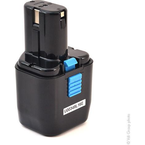 NX - Batería atornillador, taladradora, perforadora… 12V 2Ah - 070236 ; EB12 ; EB120BL ; EB1212S