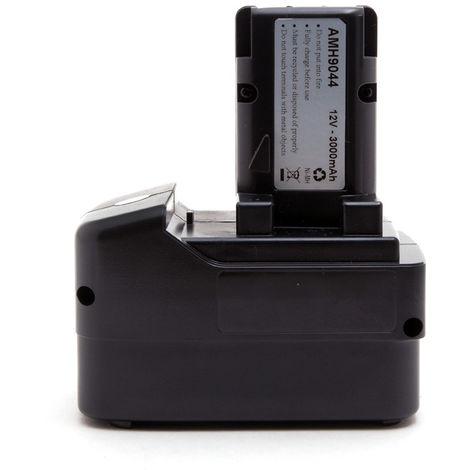 NX - Batería atornillador, taladradora, perforadora… 12V 3Ah - 6.31729 ; 6.31747 ; 6.31748 ; 6.3