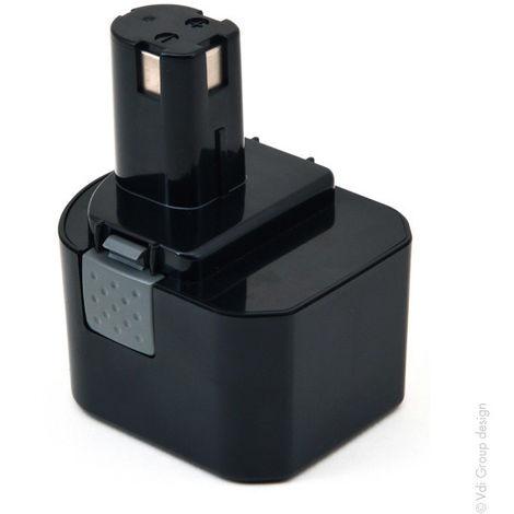 NX - Batería atornillador, taladradora, perforadora… 12V 3Ah - B-1220F ; B1220F ; BPP1217 ; 1400