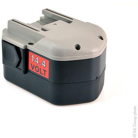 NX - Batería atornillador, taladradora, perforadora… 14.4V 3Ah - B14.4 ; BF14.4 ; BX14.4 ; BXL14