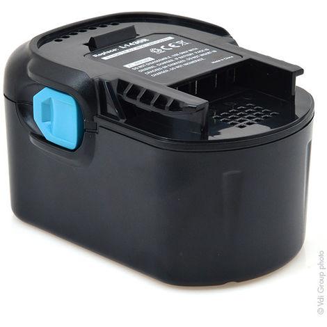 NX - Batería atornillador, taladradora, perforadora… 14.4V 4Ah - L1430 ; L1430R ; 4932352657 ; L
