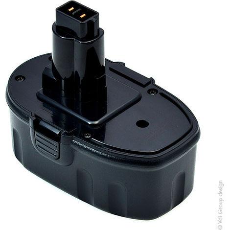 NX - Batería atornillador, taladradora, perforadora… 18V 3Ah - DE9503 ; 044853 ; 0700900520 ; 70