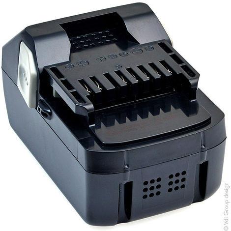 NX - Batería atornillador, taladradora, perforadora… 18V 4Ah - 330067 ; 330068 ; 33039 ; 330557