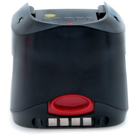 NX - Batería atornillador, taladradora, perforadora… compatible Bosch 14.4V 3Ah - 2607336037 ; 2