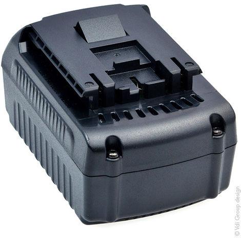 NX - Batería atornillador, taladradora, perforadora… grande autonomie avec cellules Samsung 18V