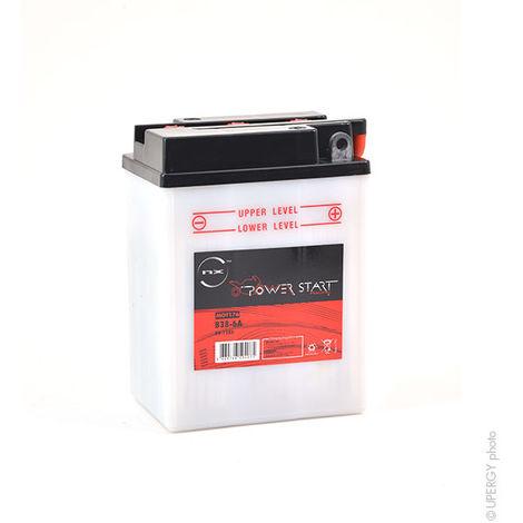 NX - Batería moto B38-6A 6V 13Ah