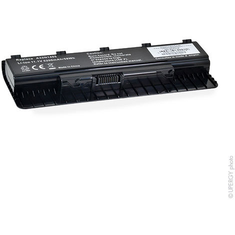 NX - Batería ordenador portátil 11.1V 5200mAh - A32N1405