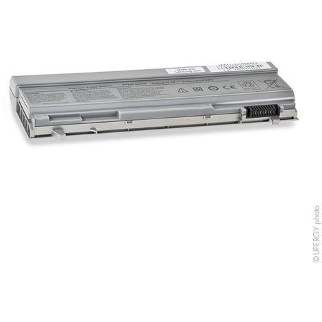 NX - Batería ordenador portátil 11.1V 6600mAh - 0GU715 ; 312-0215 ; 4P887 ; E640