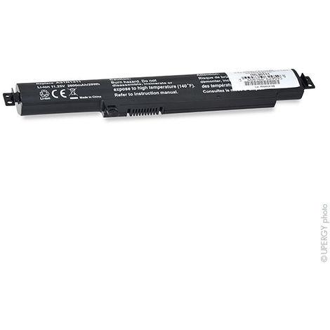 NX - Batería ordenador portátil 11.25V 2600mAh - A31N1311