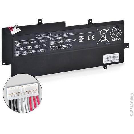 NX - Batería ordenador portátil 14.8V 2600mAh - PA5013U ; PA5013U-1BRS ; P000552