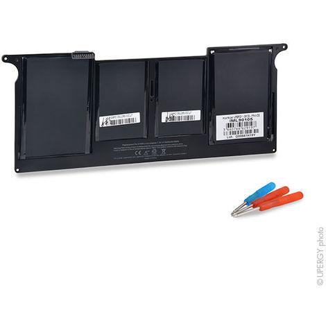 NX - Batería ordenador portátil 7.3V 5200mAh - A1406 ; 020-6920-A 01 ; 020-7376-