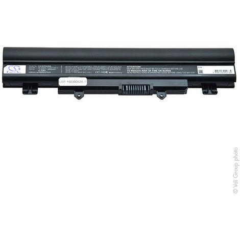 NX - Batería ordenador portátil grande autonomie 11.1V 5200mAh - 31CR17/65-2 ; A