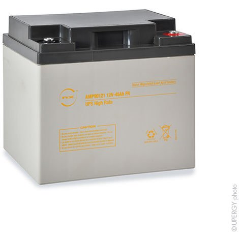 NX - Batería SAI NX 45-12 UPS High Rate FR 12V 45Ah M6-F