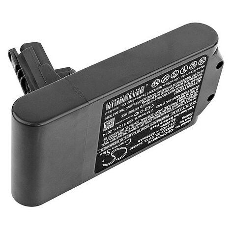 NX - Batterie aspirateur compatible Dyson V10 25.2V 2.5Ah - 206340 ; 969352-02 ;